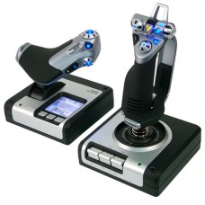 Saitek X-52 Control System Joystick