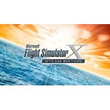 Microsoft Flight Simulator X Gold (Steam Edition)