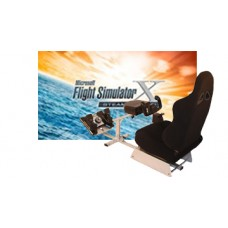 Deluxe Airplane Flight Simulator Package